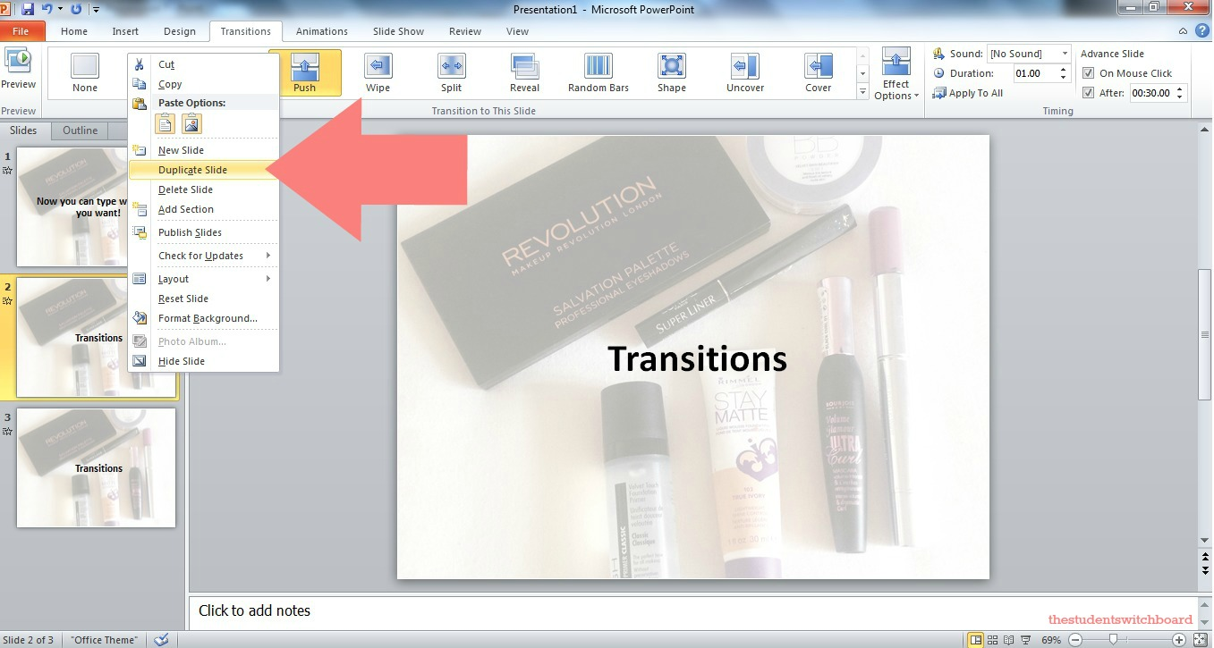 PowerPoint 101 – Tips For Creating The Perfect Powerpoint