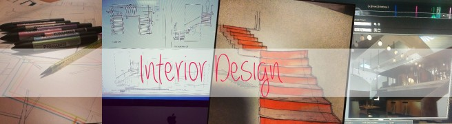 so you want to study interior design